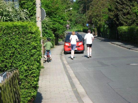 Bericht und Bilder vom 4. Weltkulturerbelauf in Bamberg am